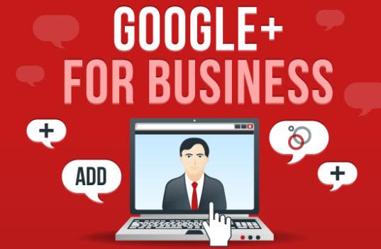 Google Plus for Business Social Media Marketing Tips - 800-610-8140