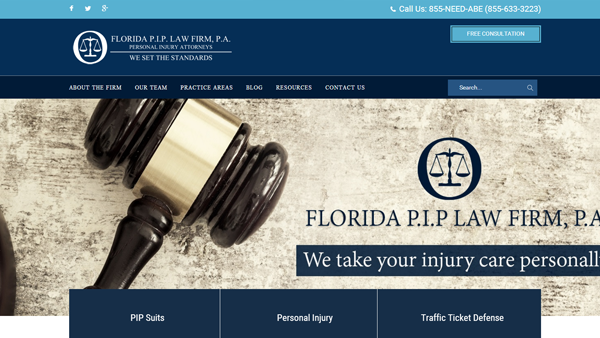 florida pip law firm