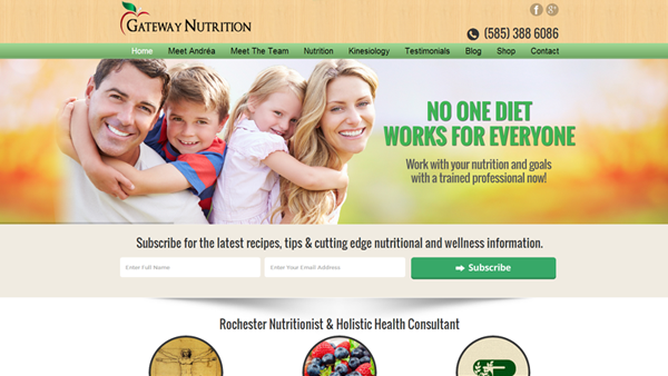 rochester nutritionist