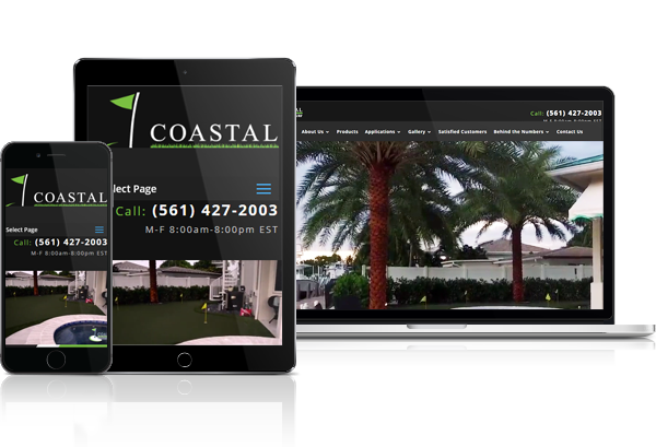 Coastal Synthetic Turf